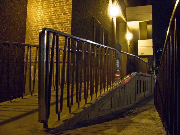 night ramp