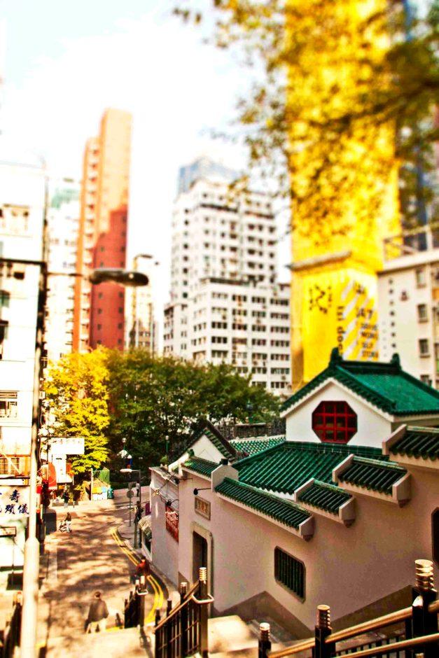 temple hk sur